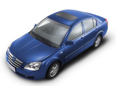 Автомобиль Chery Elara.