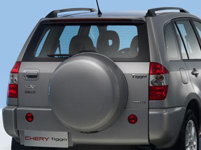 Chery Tiggo - обзор внешнего вида и салона.