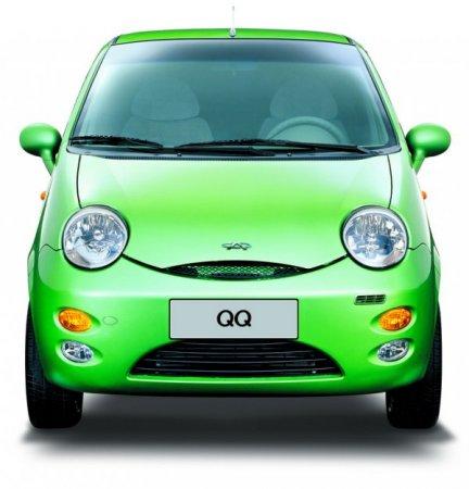 Авто для города Chery QQ.
