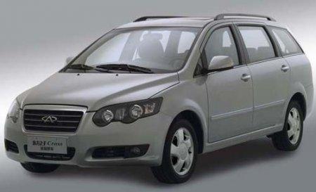 Новое авто от Chery Cross Eastar.