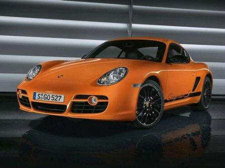Авто новинки - роскошный Caymаn Clubspоrt от компании Porsche.