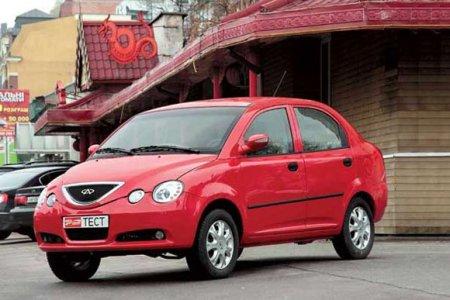 Особенности автомобиля Chery Jaggi.