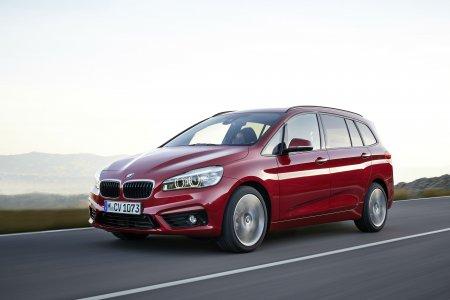 BMW 2-series Grand Tourer