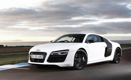 Audi показала новый спорткар R8.