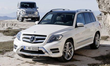 Обзор автомобиля Mercedes – BenzGLK.