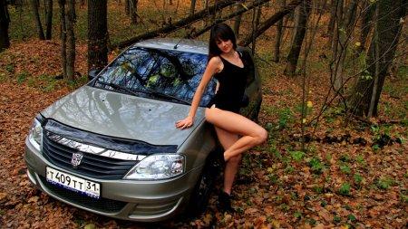 Renault Logan – создан для семьи
