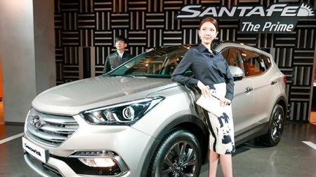 Чем удивит новый Hyundai Santa Fe 2016 года?