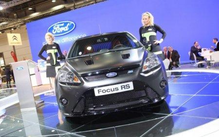 Более мощный Ford Focus RS