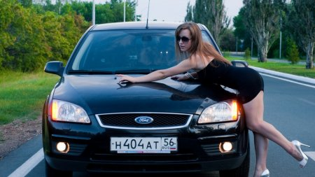 Особенности Ford Focus