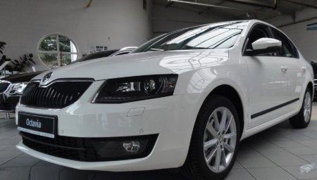 Краткое описание автомобиля Skoda Octavia