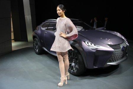 Lexus показал концепт UX