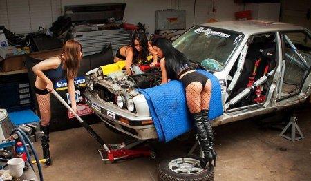 Автомастерская - внедородники и кроссоверы